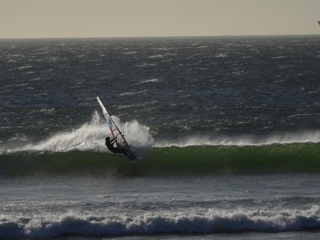 Windsurfen in Milnerton