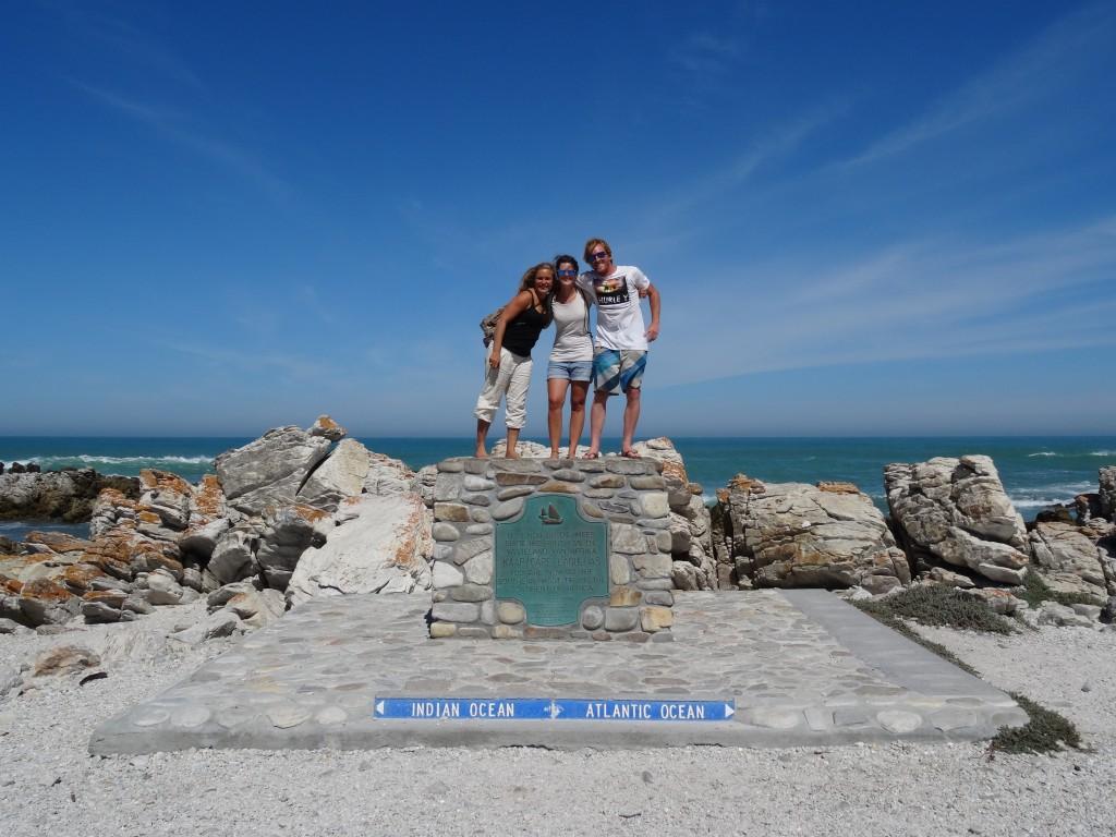Cape d'Agulhas - Suedlichster Punkt des Festlands von Afrika